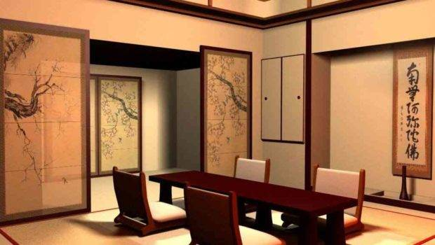 Awesome Japanese Low Dining Table Interior Furniture Design