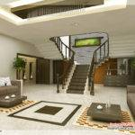 Awesome Living Room Interior Designs Subin Surendran Architects