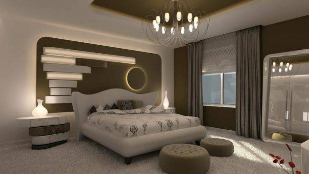 Awesome Modern Master Bedroom Decorating Ideas