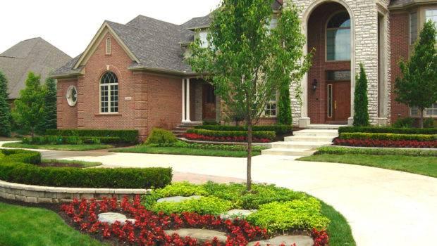 Back Garden Ideas Front Yard Landscape Designs