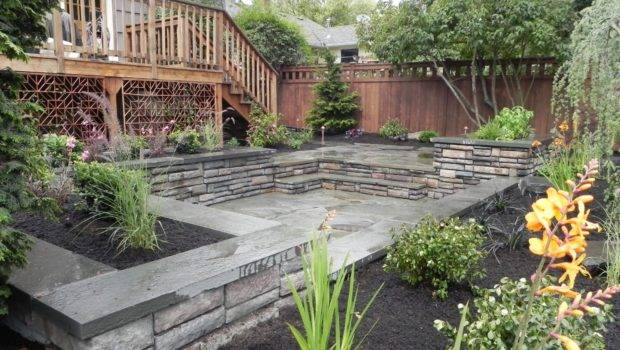Back Yard Landscaping Ideas Small Yards
