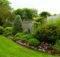 Backyard Flower Garden Designs Organic Gardening Lawn
