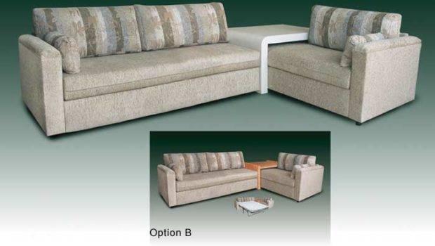 Bahama Twin Sofa Bed Table