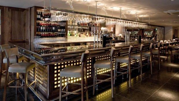 Bar Design Pinterest Designs Tops Restaurant