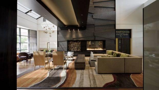 Baronette Renaissance Hotel Lobby Ash Design
