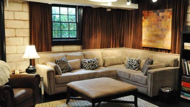Basement Design Ideas Decorating Interior Rooms