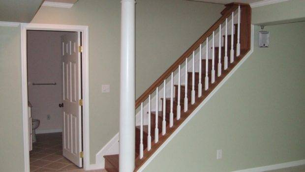 Basement Stair Railing Quotes