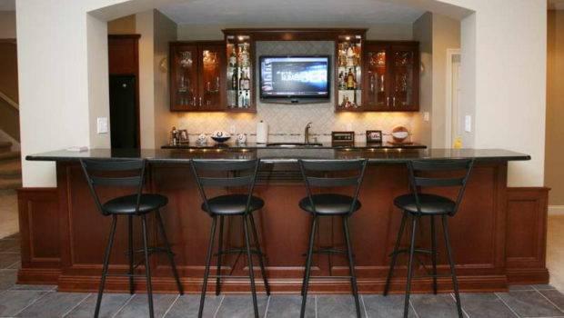 Basement Wet Bar Designs Floor Tiles Small