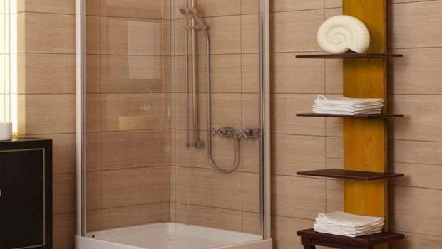 Bath Ideas Small Bathrooms Seashell Decoration
