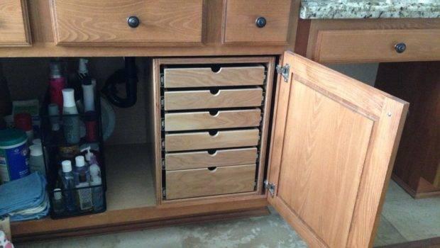 Bathroom Cabinet Storage Drawers Screwge Lumberjocks
