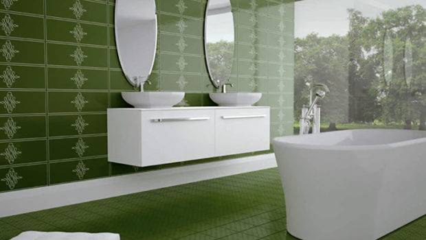 Bathroom Ceramic Tile Designs Looking