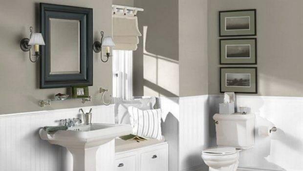 Bathroom Color Scheme Trends Interior Decorating