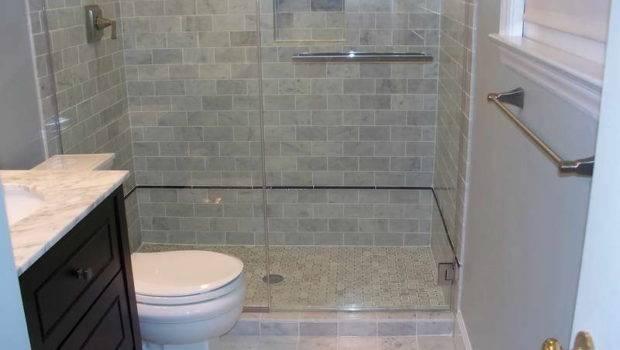 Bathroom Cool Tile Showers Modern Design