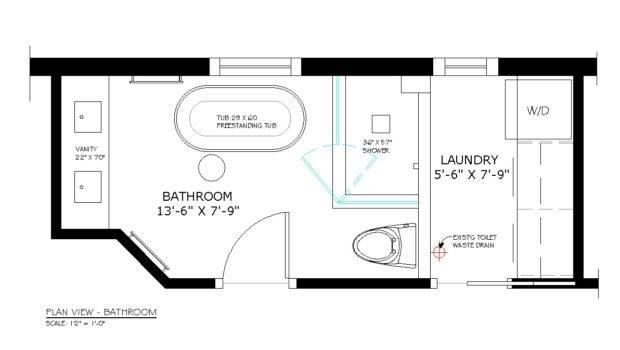 Bathroom Design Toilet Width Home Decorating Ideasbathroom Interior