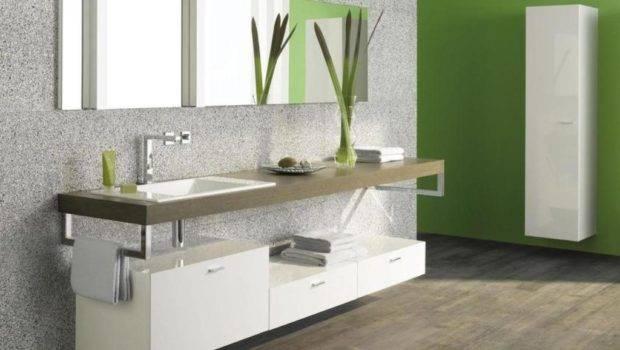 Bathroom Ideas Frameless Mirror Sleek Modern Mirrors