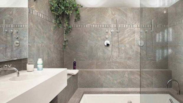 Bathroom Ideas Small Bathrooms Tiles Grey Ceramic Wall