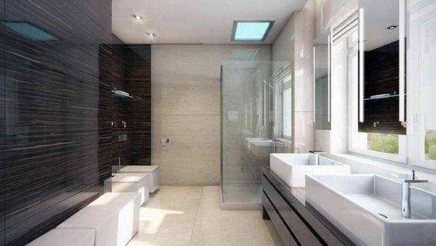 Bathroom Modern Layout Ideas Design Determine