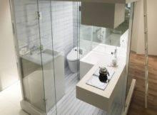 Bathroom Shower Panel Luxury Small