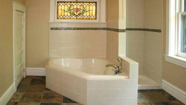 Bathroom Shower Tile Designs Ideas White Door Creative