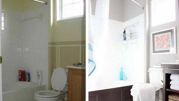 Bathroom Small Makeovers Budget Ideas