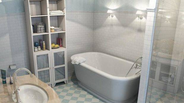 Bathroom Small Tile Examples Your
