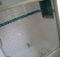 Bathroom Tile Door
