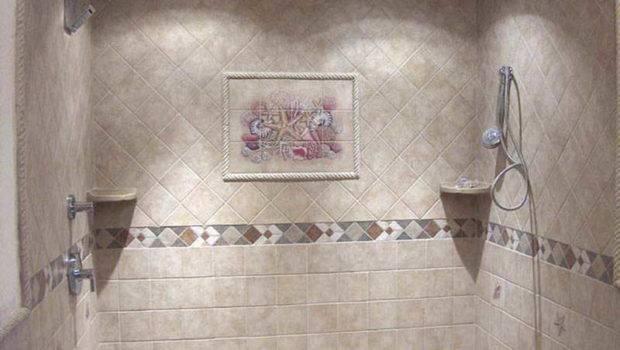 Bathroom Tile Shower Walls Ideas Wall Tiled