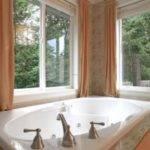 Bathroom Window Treatment Ideas Curtains