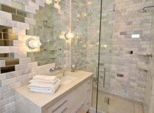 Bathrooms Darcy Tiles Shower Surround Modern Bathroom
