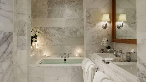 Bathrooms Modern Marble Bathroom Designs Ideas White
