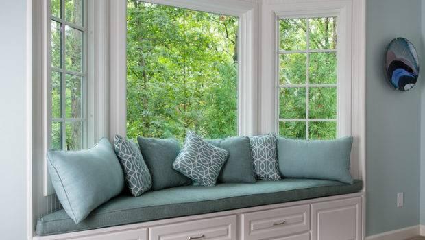 Bay Window Bedroom Ideas Kids Scandinavian Storage