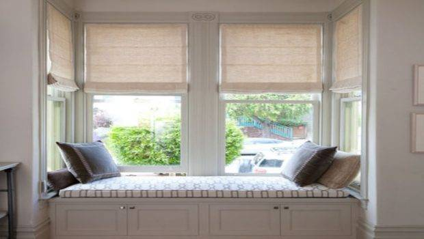 Bay Window Bench Ideas Cozy Seats