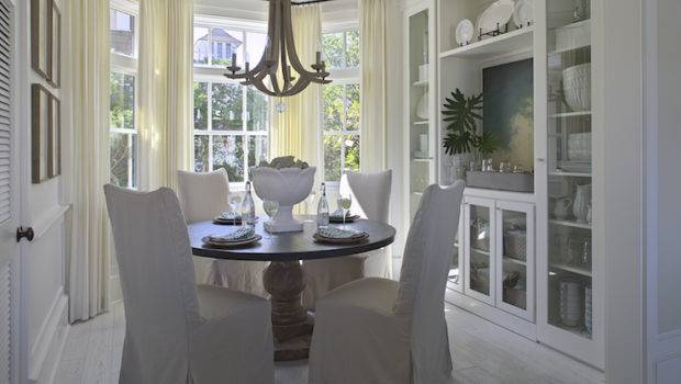 Bay Window Dining Table Cottage Room Urban Grace