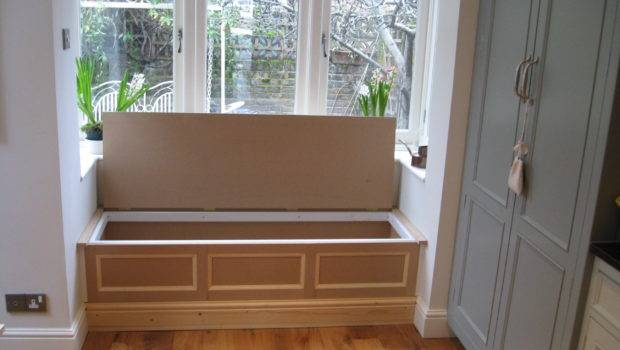 Bay Window Seat Building Video Build