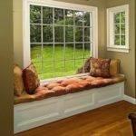 Bay Window Seat Decorating Ideas Home