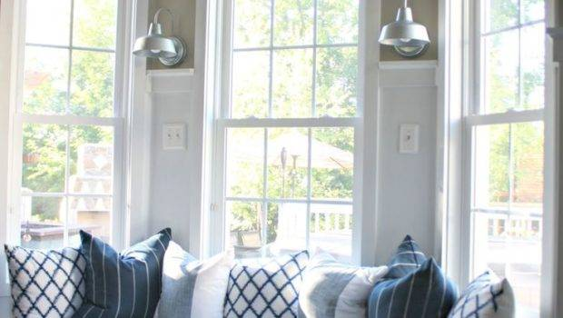 Bay Window Seat Living Room Pinterest