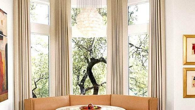 Bay Window Seats Modern Home