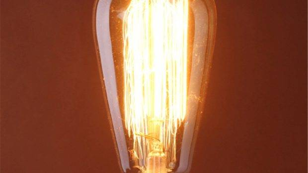 Bayonet Filament Light Bulb Vintage Unique