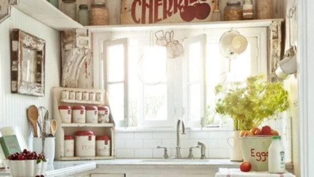 Beautiful Abodes Small Kitchen Loads Character