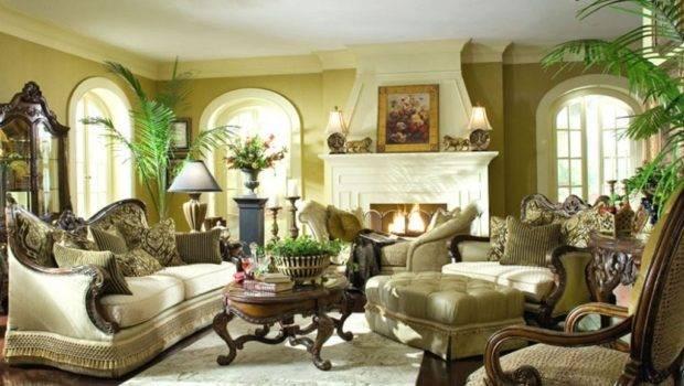 Beautiful Aico Living Room Set Chateau Beauvais