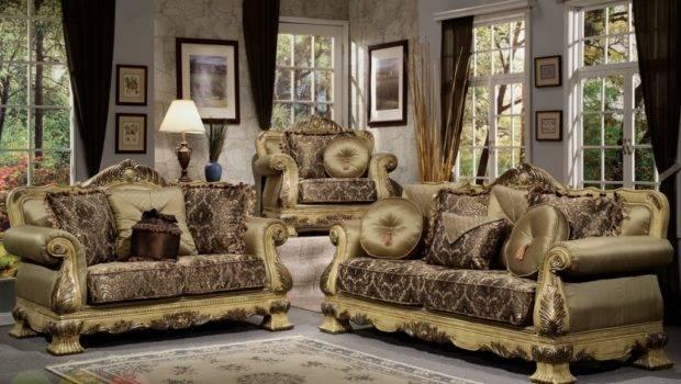 Beautiful Cool Antique Living Room Furniture Sets Cute