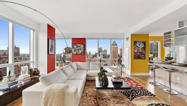 Beautiful Dazzling Apartment Design Ideas New York