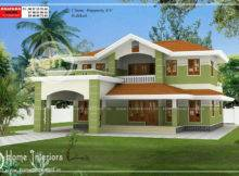 Beautiful Double Floor Home Design Plan