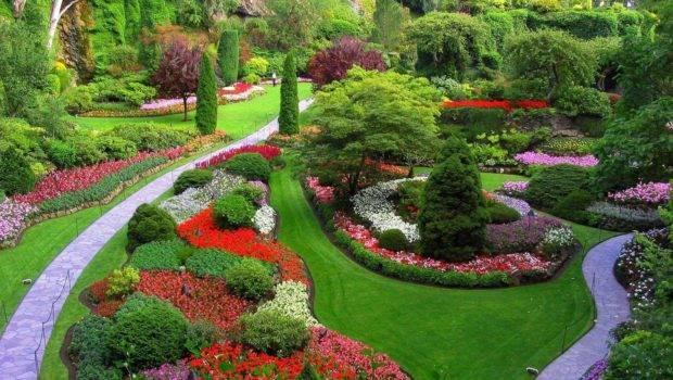 Beautiful Gardens Wonderful