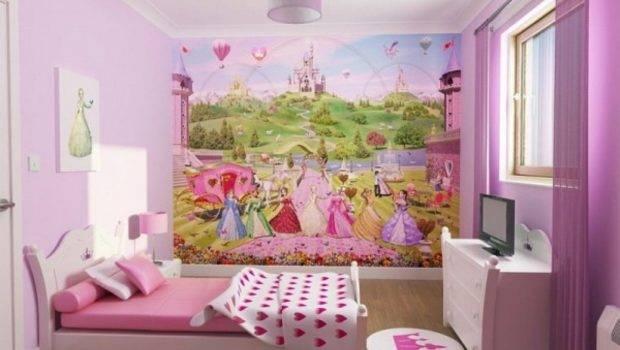 Beautiful Heart Theme Teen Girls Bedroom Decorating Ideas