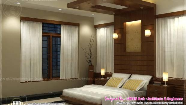 Beautiful Home Interior Designs Green Arch Kerala