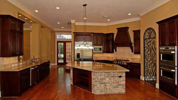Beautiful Large Kitchen Pinterest