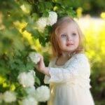 Beautiful Little Girl Stylishhdwallpapers