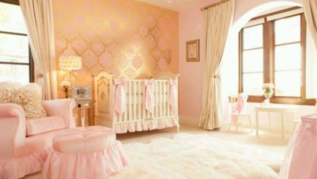 Beautiful Nursery Baby Girl Babyeos Pinterest