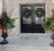 Beautiful Outdoor Christmas Porch Decoration Ideas